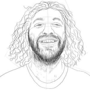 Как-нарисовать-бороду-карандашом-поэтапно-5