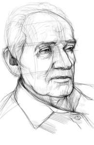 Как-нарисовать-дедушку-карандашом-поэтапно-3