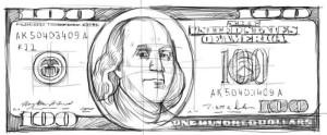Как-нарисовать-деньги-карандашом-поэтапно-4