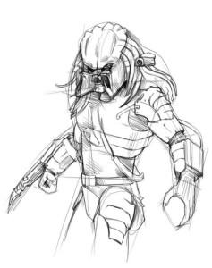Как-нарисовать-хищника-карандашом-поэтапно-3