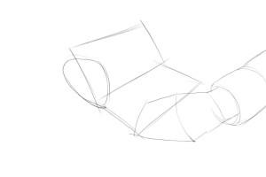 Как-нарисовать-книгу-карандашом-поэтапно-1