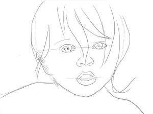 Как-нарисовать-младенца-карандашом-поэтапно-3