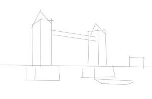 Как-нарисовать-мост-карандашом-поэтапно-1