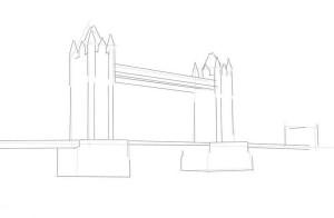 Как-нарисовать-мост-карандашом-поэтапно-2
