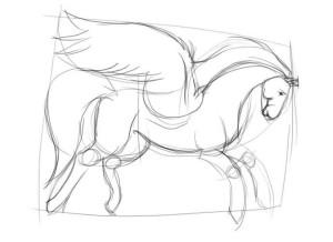 Как-нарисовать-пегаса-карандашом-поэтапно-2