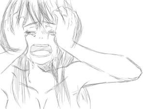Как-нарисовать-слезы-карандашом-поэтапно-3
