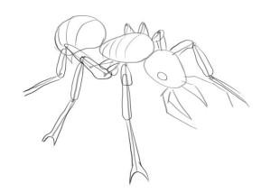 как-нарисовать-муравья-карандашом-2
